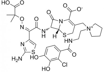盐野义新型抗菌药cefiderocol治疗医